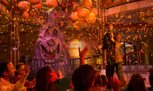 Disney's Halloween on the High Seas Theme Cruise