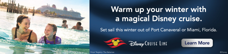 Disney Winter Escapes!