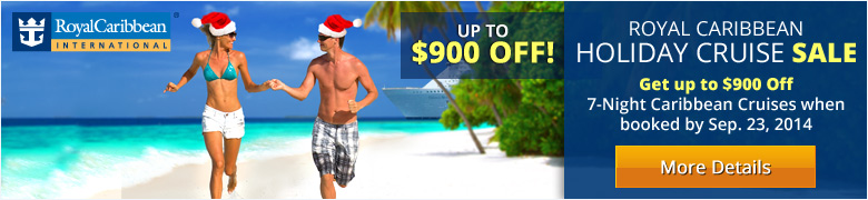 Caribbean Holiday Sale!