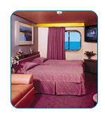 CruiseCheap.com Oceanview Staterooms