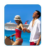 CruiseCheap.com's Top 10 Honeymoon Cruises - #8: Diamond Princess