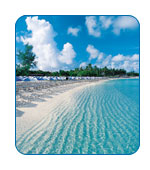 Norwegian Cruise Lines' Great Stirrup Cay