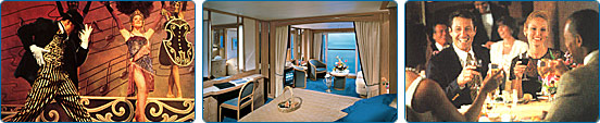 What's Included In The Price Of A Cruise