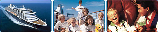 Holland America Kid's Programs