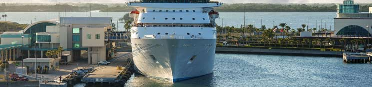 Cruise Port Driving Directions and Cruise Port Parking Rates